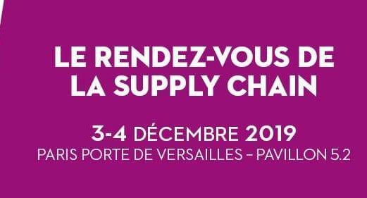 Colibri au supply chain event